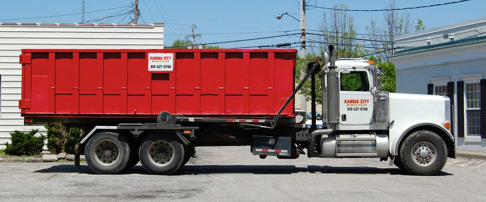 About Kansas City Dumpster Rental